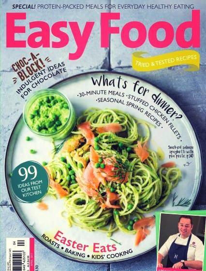 Easy Food Ireland April 2017