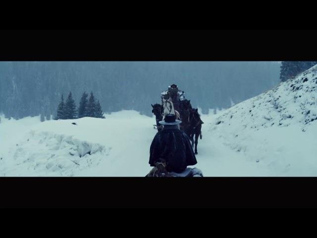 Омерзительная восьмерка (2015) | The Hateful Eight | Фильм в HD