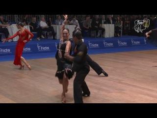 Jenya Suvorov & Jenya Libman | Rumba | WDSF European Latin 2016 Rimini Round 1