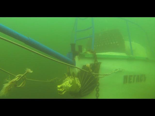 Подводный полигон Авроровец - Providing.ru клуб