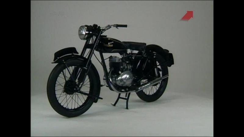Английские мотоциклы от А до Я - 08