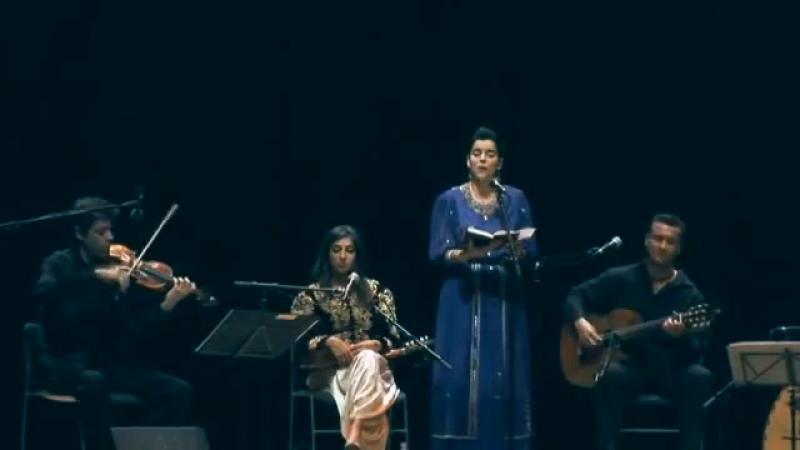 Amel Brahim-Djelloul ~ Amedyaz