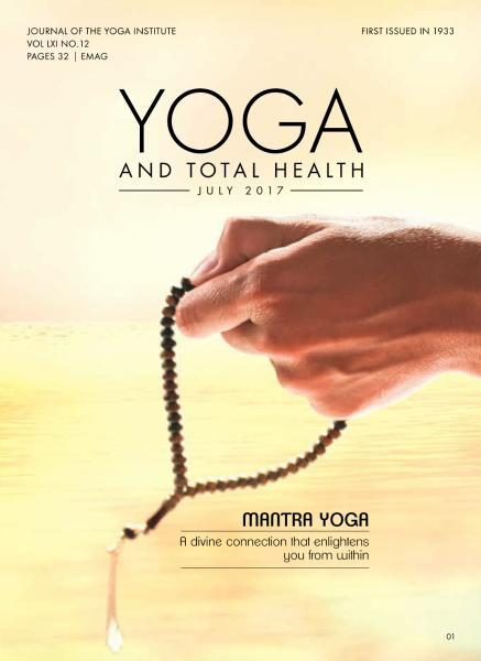 Yoga and Total Health July 2017