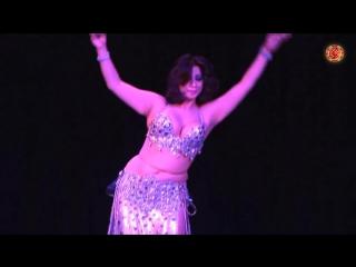 Классный сексуальный  танец живота :  Aziza of Cairo .