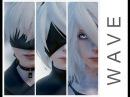 【Nier:Automata MMD】Wave-A2 2B 9S