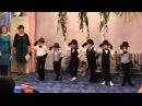 танец со шляпами БЛЮЗ