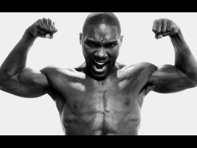 Anthony 'Rumble' Johnson Ready to take the Title DreistStudios