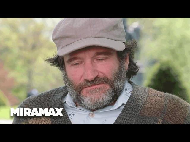 Good Will Hunting Your Move Chief HD Matt Damon Robin Williams MIRAMAX