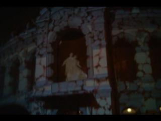3D шоу на фасаді Національної опери. Київ. 2017.