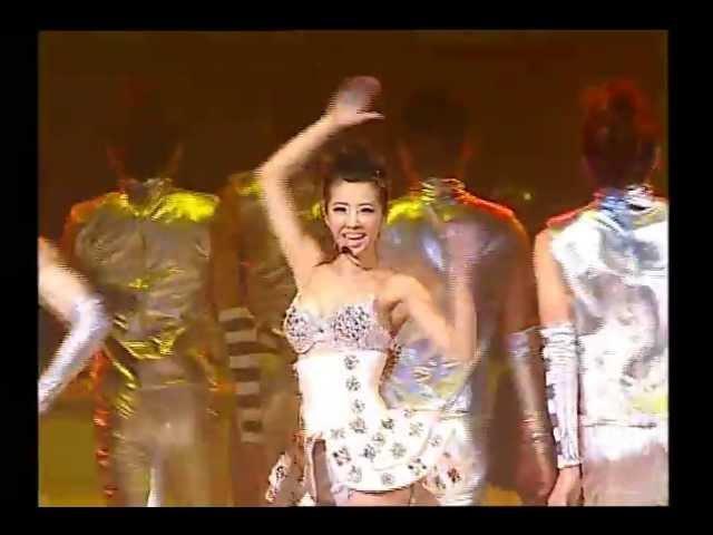 Jolin Tsai 蔡依林MYSELF世界巡迴演唱會 台北場『美人計』 Voguing Feat Benny Ninja