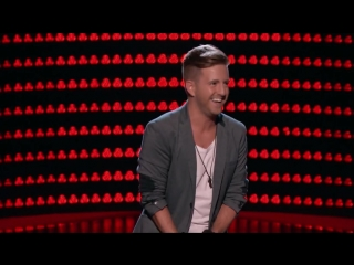 Billy gilman - when we were young - the voice usa 2016 - season 11 - blind auditions