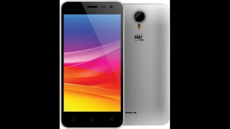 Прошивка телефона Micromax Q415 Canvas Pace 4G
