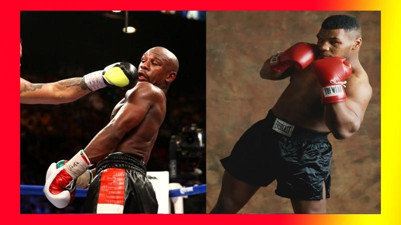 фото ярких уклонов в боксе через два