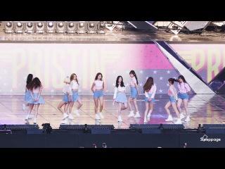 Fancam  PRISTIN () - Wee Woo @ 2017 Dream Concert