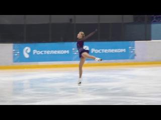 Алиса Федичкина, Кубок России   Ростелеком 2017 2018, 4 , MC  КП