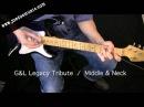 Working Man's Strat Comparison: Fender Mexico, Schecter California, Vintage V6, G L Tribute Legacy