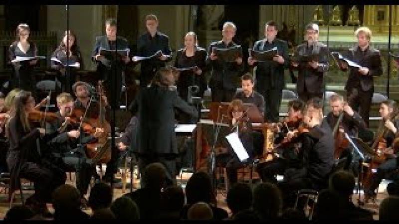 Purcell My beloved spake Collegium Vocale Gent Capriccio Stravagante Sempé