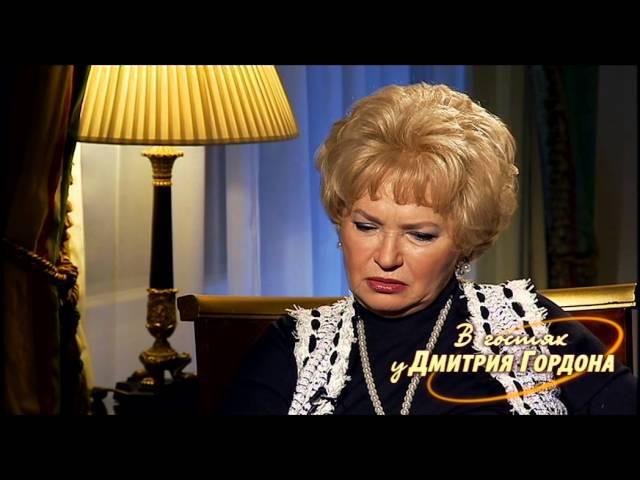 Людмила Нарусова В гостях у Дмитрия Гордона 1 4 2014