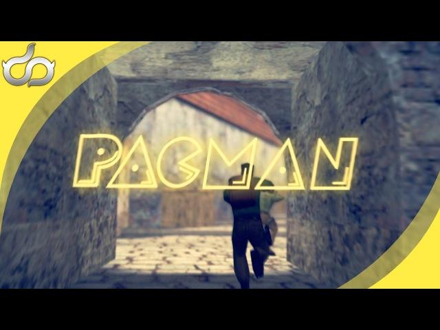 PAC MAN by JADZY