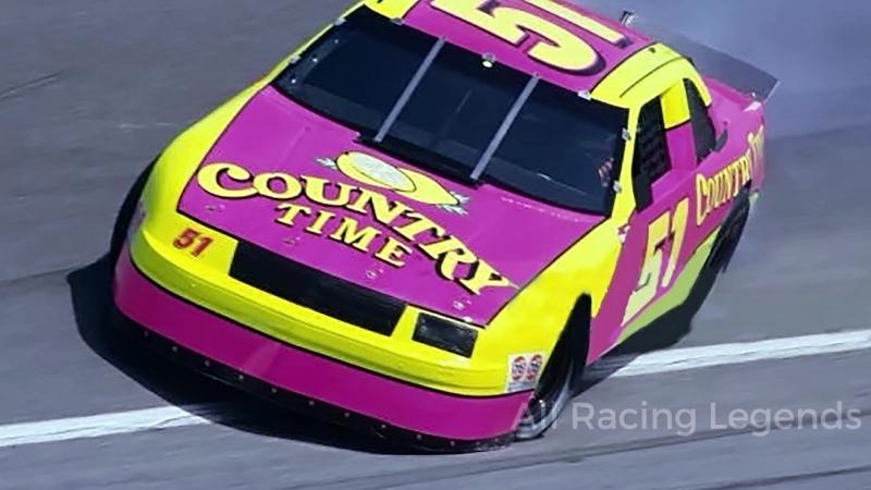 Neil Bonnett fatal crash at Daytona (February 11, 1994)