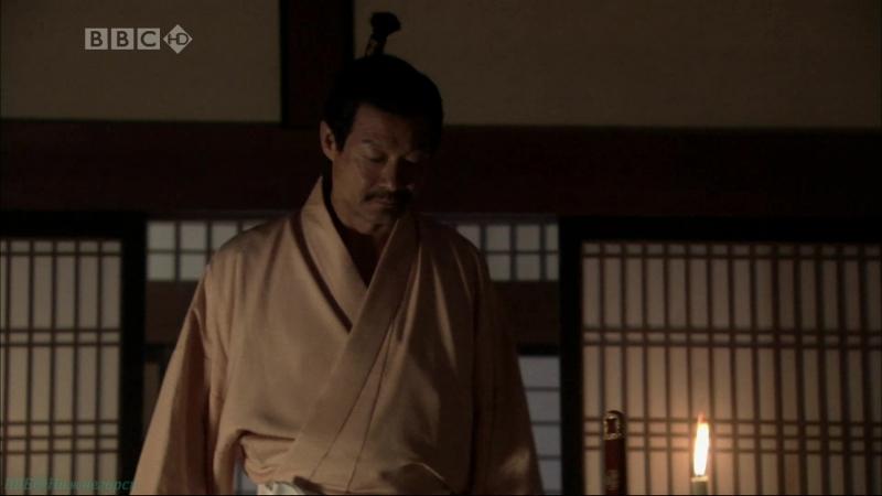 BBC Великие воины Сёгун Токугава великий самурай полководец Худ документальный история 2008
