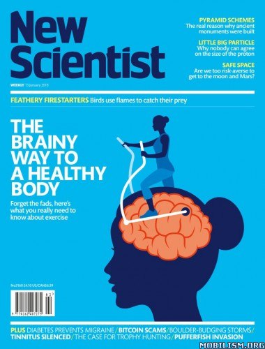 New Scientist 13 Jan 2018[Scene