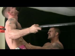 [720]  muscle domination wrestling -  braden charron vs carter alexander