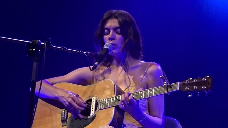 Natural Blue, Julie Byrne - Lisbonne, Juin 2018