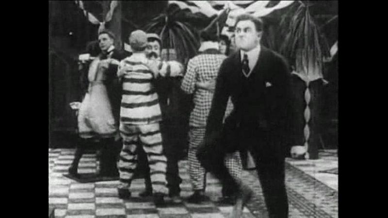 1914 Танго Путаница Tango Tangles or Charlies Recreation