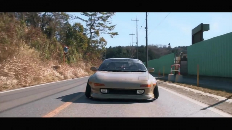 STANCE NATION 2017 Award TOYOTA MR2 SW20 カゴハランド RAYS TE37 Perfect Stance