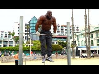 Kali muscle выход силой на 2 руки при весе в 113кг.mp4