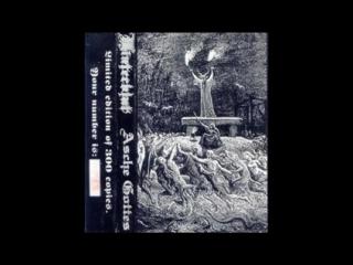 Winterblut asche gottes demo 1996 german black metal