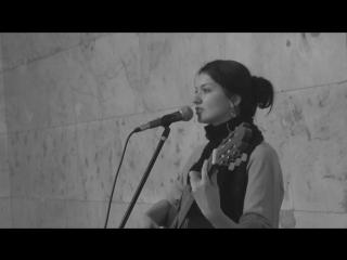 """Анастасия ШУГАЛЕЙ - """"Зорька алая"""" () HD"""