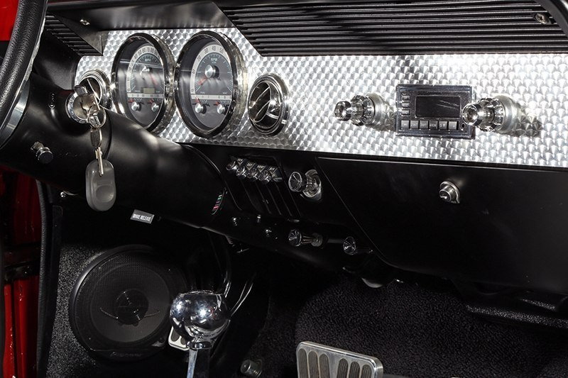 Chevy Impala 1962 года: самый правильный кастом, изображение №18
