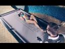 Крутые бильярдные трюки в исполнении Флориана Колера Steep billiard tricks by Florian Kohler