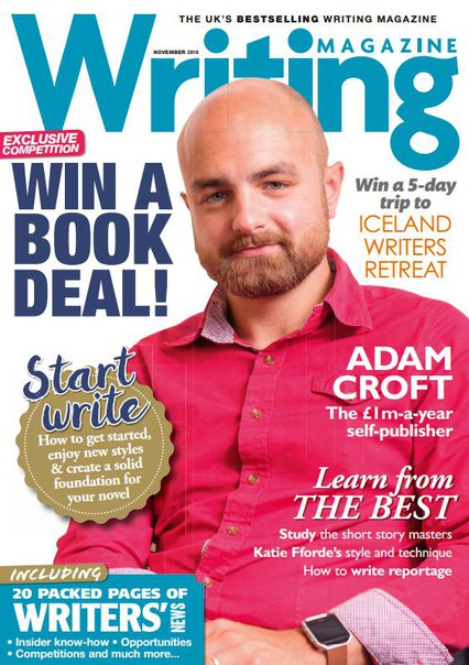 Writing Magazine – November 2016 vk.com