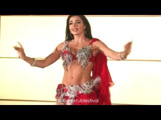 Alla Kushnir bellydance Maktub Festival by Lorelei Mawood song جديد أللا كوشنير رقص على أغنية م