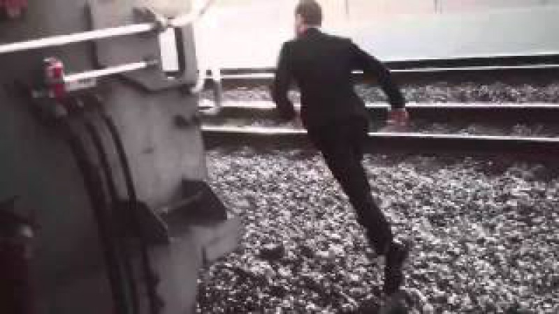 Vogue Italia Mystery Train Michael Fassbender HD