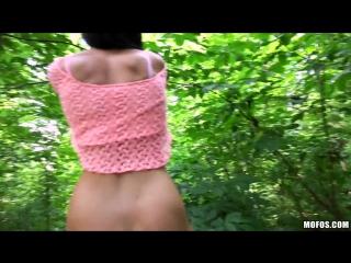 Sofia Like (Euro Hottie Rides Cock  ) [2016,Outdoors, Sex, Deep Throat, Reverse Cowgirl, Blowjob POV, HD 720p]