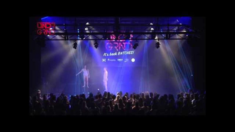 SIA Brethe Me Choreography Daniel Jaber UNDRGRND MELBOURNE 17