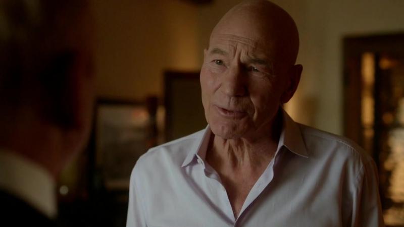 Блант говорит Blunt Talk 2 сезон 6 серия ColdFilm