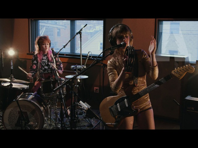 Deap Vally on Audiotree Live Full Session
