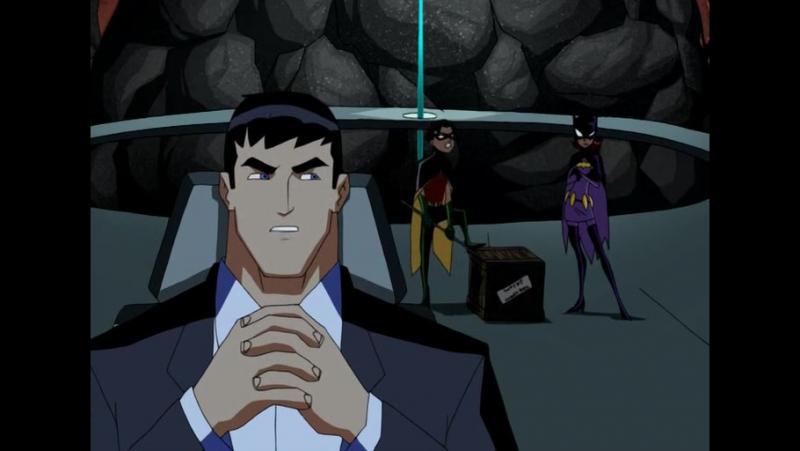 The Batman.Бэтмен 2004 2008 Сезон 4 Серия 12