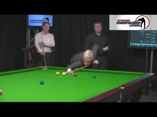 Neil Robertson v Mark Davis Decider Championship League 2017 Group 3