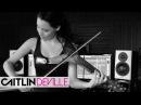 It Ain't Me (Kygo, Selena Gomez) - Electric Violin Studio Cover | Caitlin De Ville