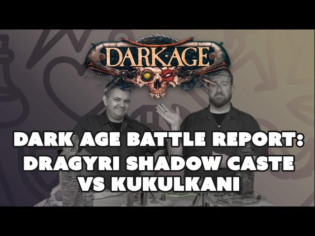 Faction Starter Battle Report Shadow Caste vs Kukulkani