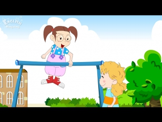 Lesson 1_(a)how old are you how old age cartoon story english education for kids