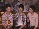 OMJ!! Must SEE !! JONAS Brothers behind the scenes of Lines, Vines Trying Times Concert ! !