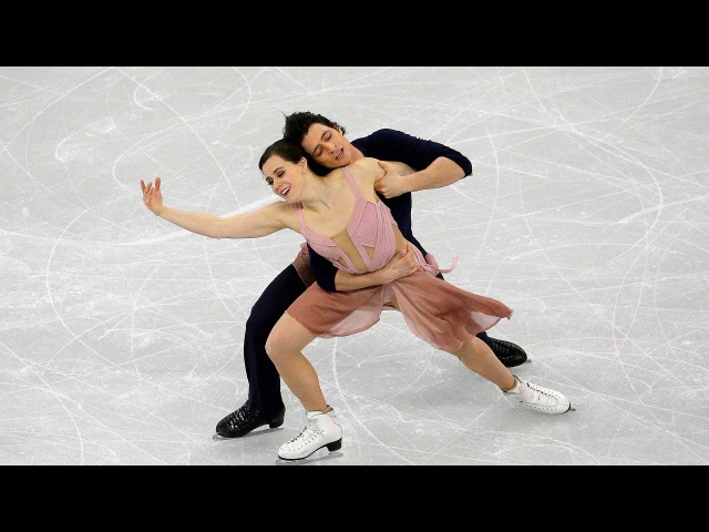 Tessa Virtue, Scott Moir Free Dance at Four Continents 2017