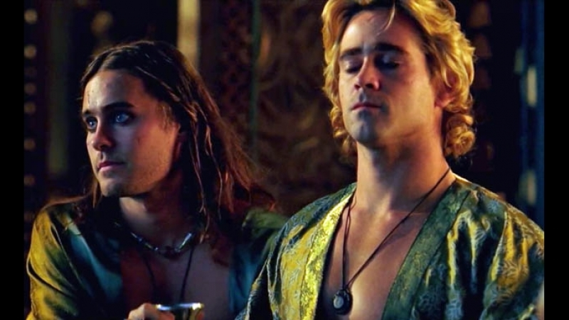 Александр 2004 Alexander the Great Gay Colin Farrell Jared Leto